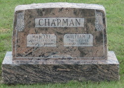 Maybelle <i>Wilkerson</i> Chapman