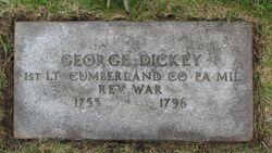 Lieut George Dickey