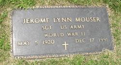 Sgt Jerome Lynn Mouser