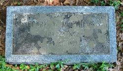 Clark Weddington Matthews