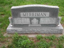 James Orval Merriman