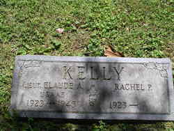 Lieut Claude Alford Kelly