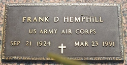 Frank Dantzler Hemphill