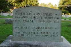 Frederick Aschenbach
