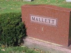 Dorothy <i>Gregory</i> Mallett