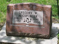 Gregory W. Augspurger