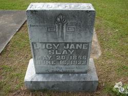Lucy Jane <i>McLendon</i> Slay