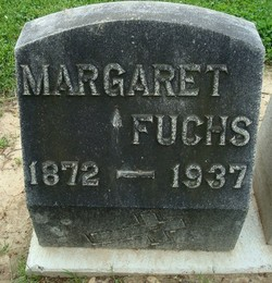 Margaret <i>Collins</i> Fuchs