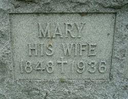 Maria Frederika Mary <i>Gerber</i> Fuchs