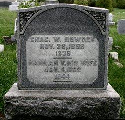 Hannah V. <i>Pyles</i> Dowden