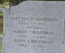 Mary <i>Phelps</i> Boardman