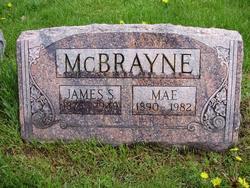 Mae <i>Rickard</i> McBrayne