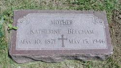 Katherine Ann Katie <i>Kelly</i> Beecham