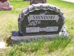 Alice E. <i>Fickies</i> Shindorf