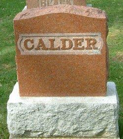 Martha <i>Hepburn</i> Calder