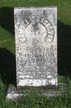 Samuel Worcester Bates