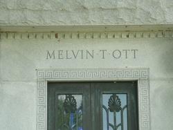 Melvin Ott