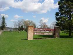 Saint James Lutheran Cemetery