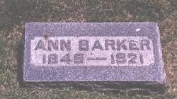 Ann <i>Flynn</i> Barker