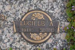 Lucille Abigail <i>Nichols</i> Wiegrefe