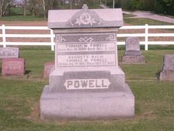 Harriet Elizabeth <i>Miller</i> Powell