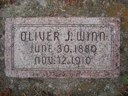 Oliver Junius Winn