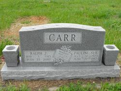 Ralph Joseph Carr