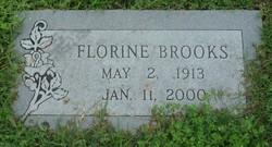 Janie Florine <i>Odom</i> Brooks
