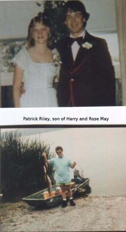 Patrick A Riley