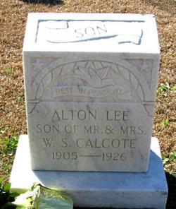 Alton Lee Calcote