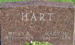Wiley B Hart