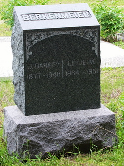 James Barney Barney Berkenmeier