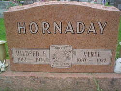 Hildred E. <i>Wall</i> Hornaday