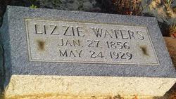 Elizabeth Lizzie Waters