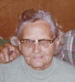 Annie Maude <i>Purvis</i> Barnard