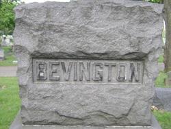 Pauline <i>Engle</i> Bevington