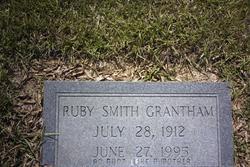 Ruby <i>Smith</i> Grantham