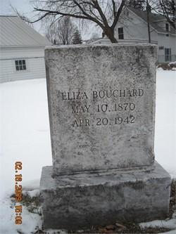 Eliza Mim <i>Brunelle</i> Bouchard