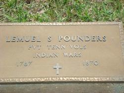 Lemuel Samuel Pounders