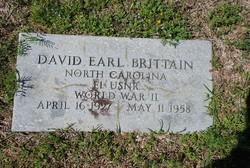 David Earl Brittain
