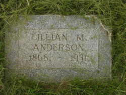 Lillian Mary Lillie Anderson