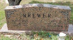Beadie Ann <i>Walley</i> Brewer