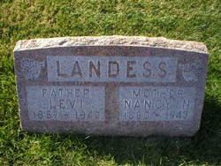 Nancy Narcissus <i>Buie</i> Landess