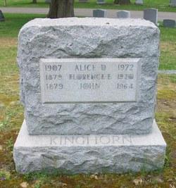 Alice D Kinghorn
