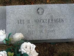 Lee H Wackerhagen