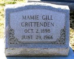 Mamie <i>Gill</i> Crittenden