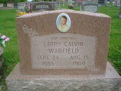 Larry Calvin Warfield