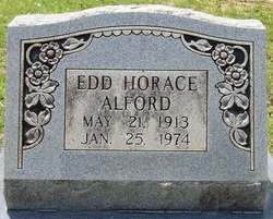 Edd Horace Alford