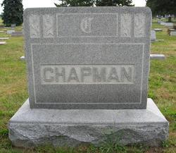 Anna F. <i>Garman</i> Chapman