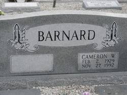 Cameron Walter Barnard